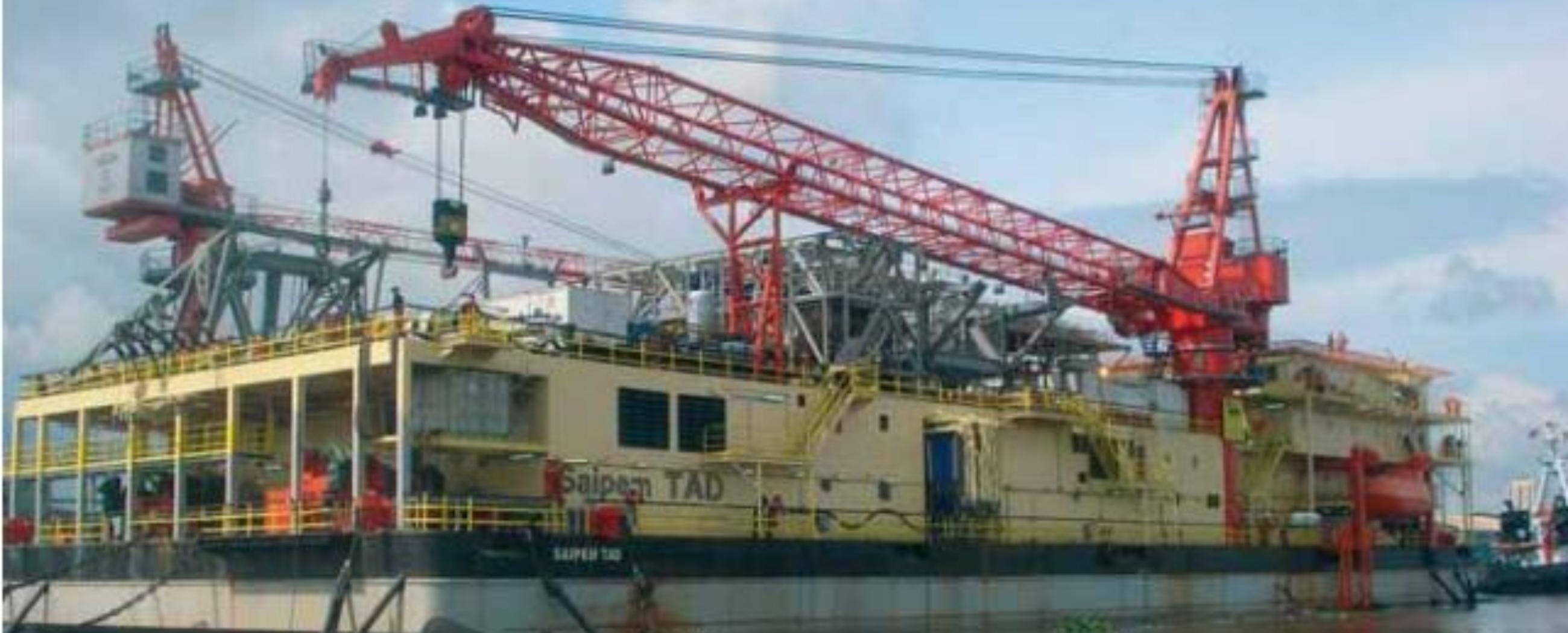 ALP Ippon_Saipem TAD barge towage Congo.jpeg