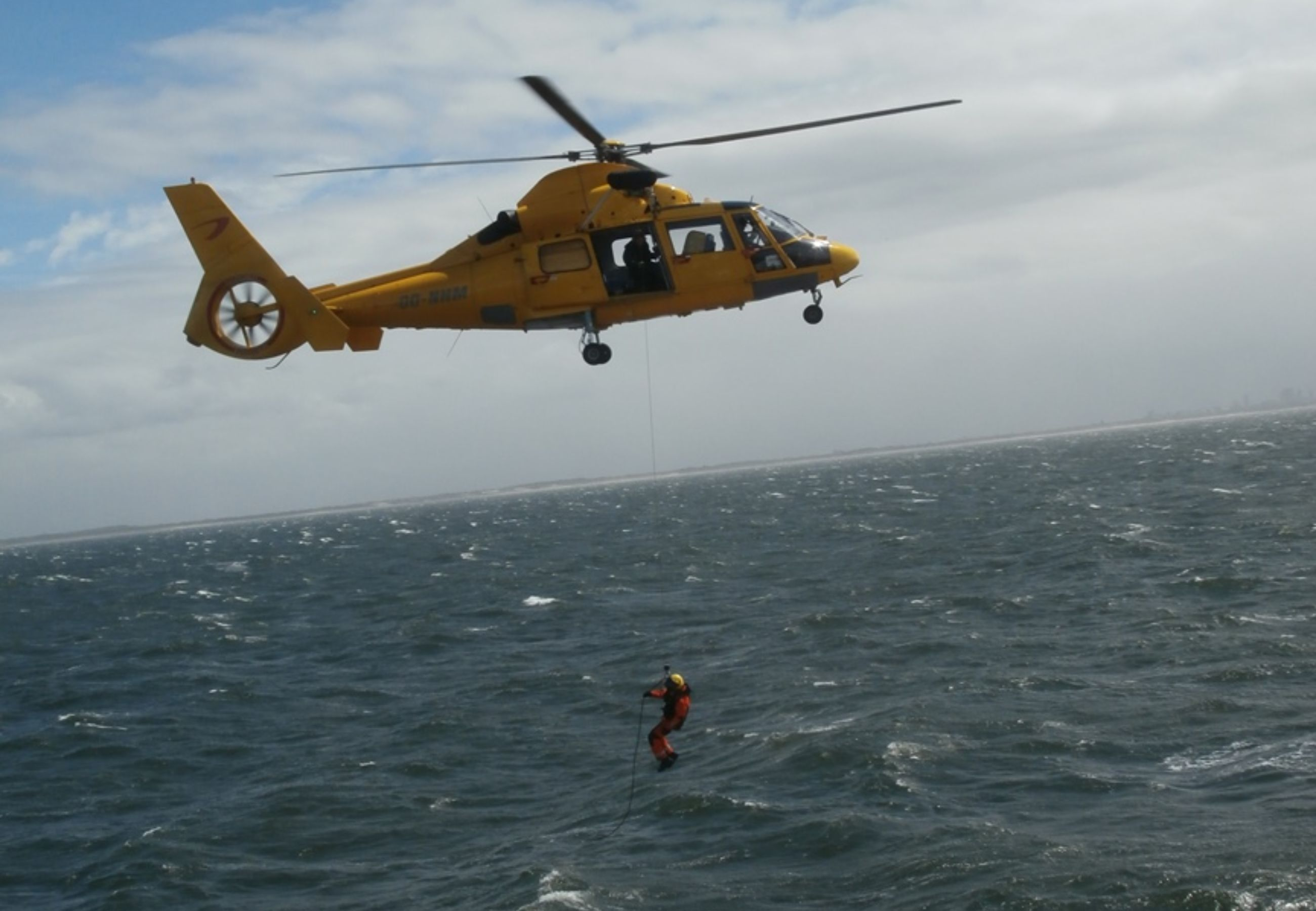Alp Ace Seafox 4 4Helicopter Winches Lifeguard Up