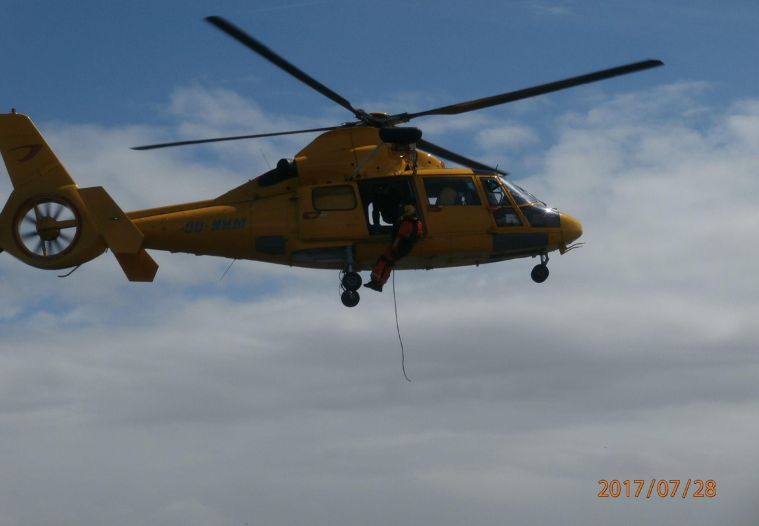 Alp Ace Seafox 4 5Lifeguard Returned Safely