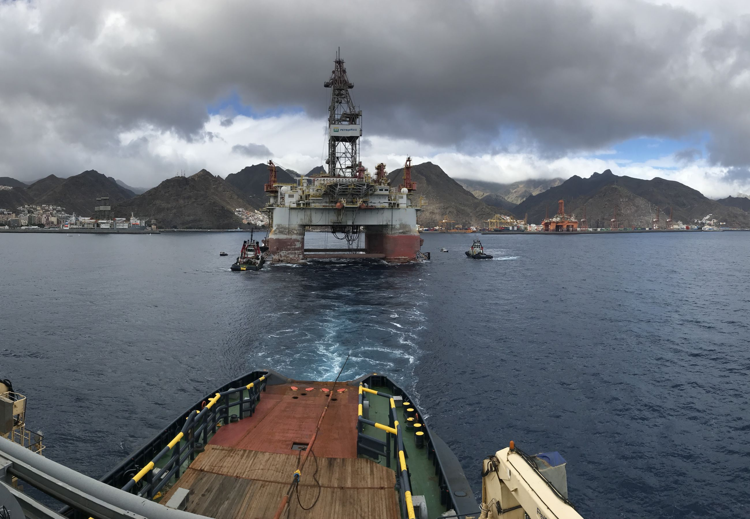Alp Centre West Taurus Seadrill Rigmove Ssdr Canary Islands 2