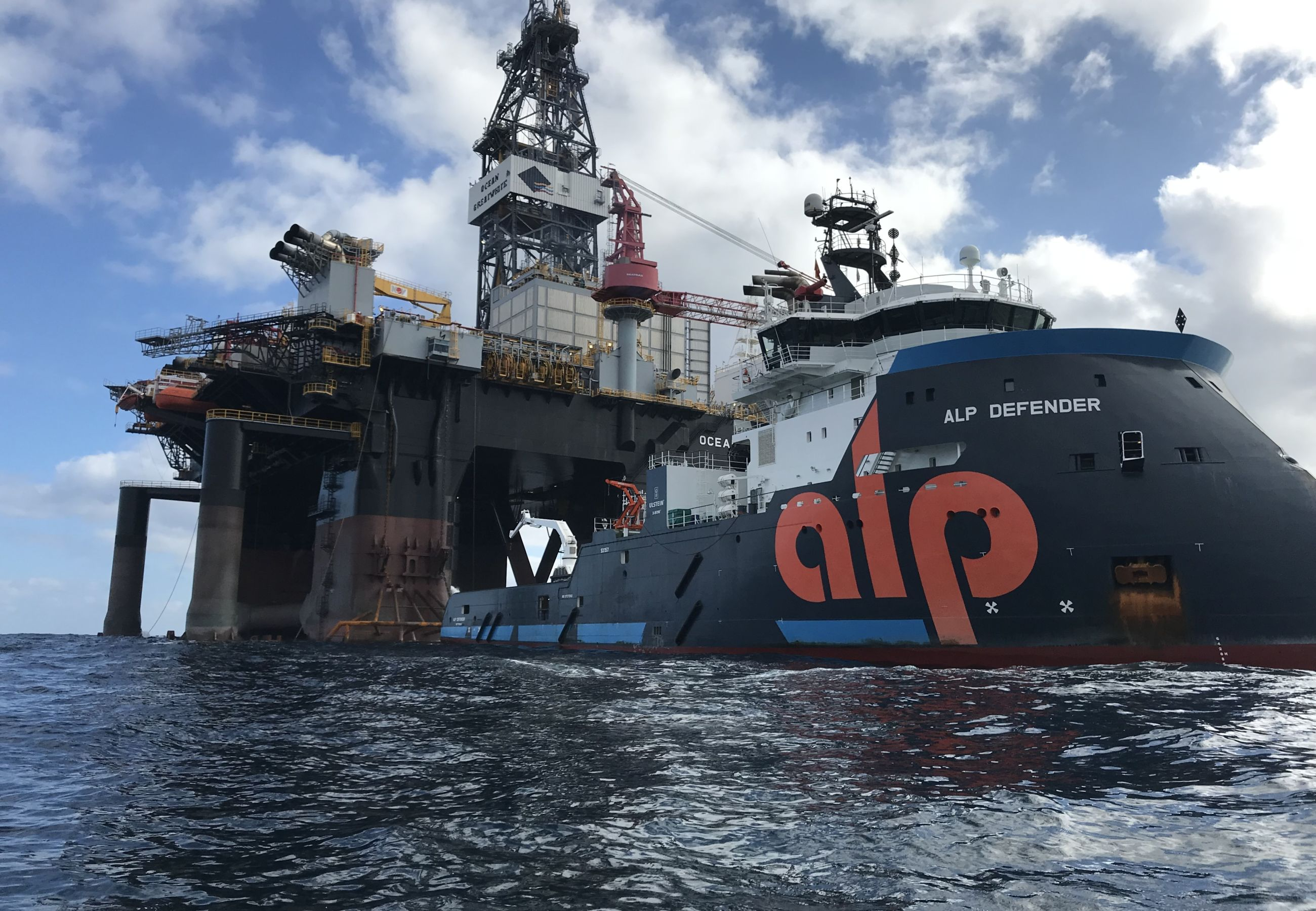 Alp Defender Ocean Great White Diamond Largest Rig 3