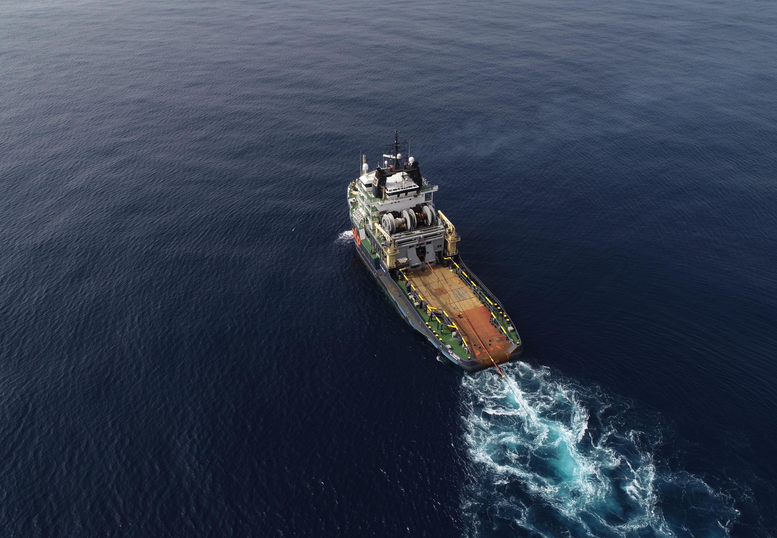 Alp Centre Keeper Jubilee Fpso Subsea 7 Ghana