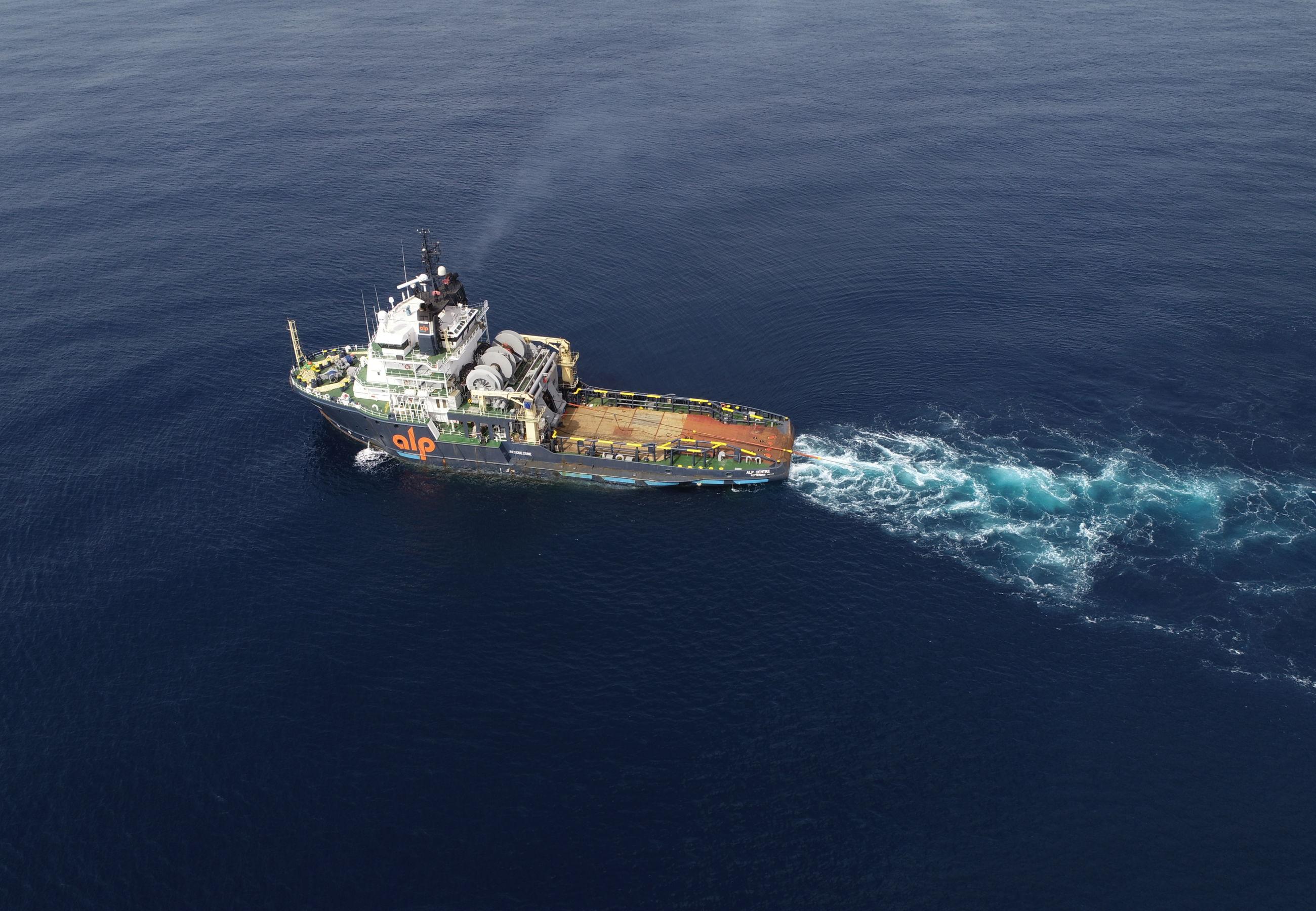 Alp Centre Keeper Jubilee Fpso Subsea 7 Ghana 2