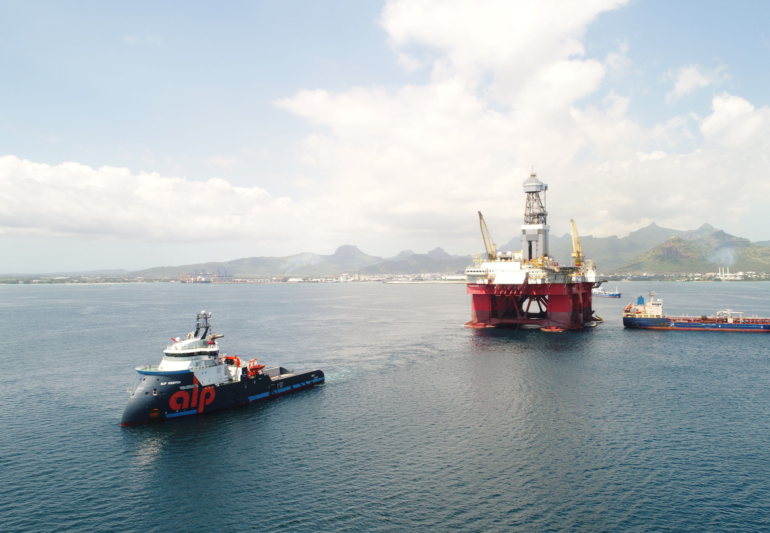 ALP Keeper TO Norge SSDR towage 3