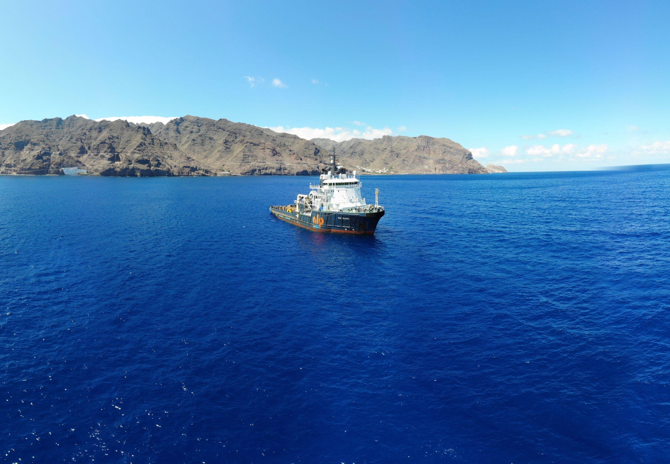 ALP Guard Tenerife ENSCO DS3 DS5