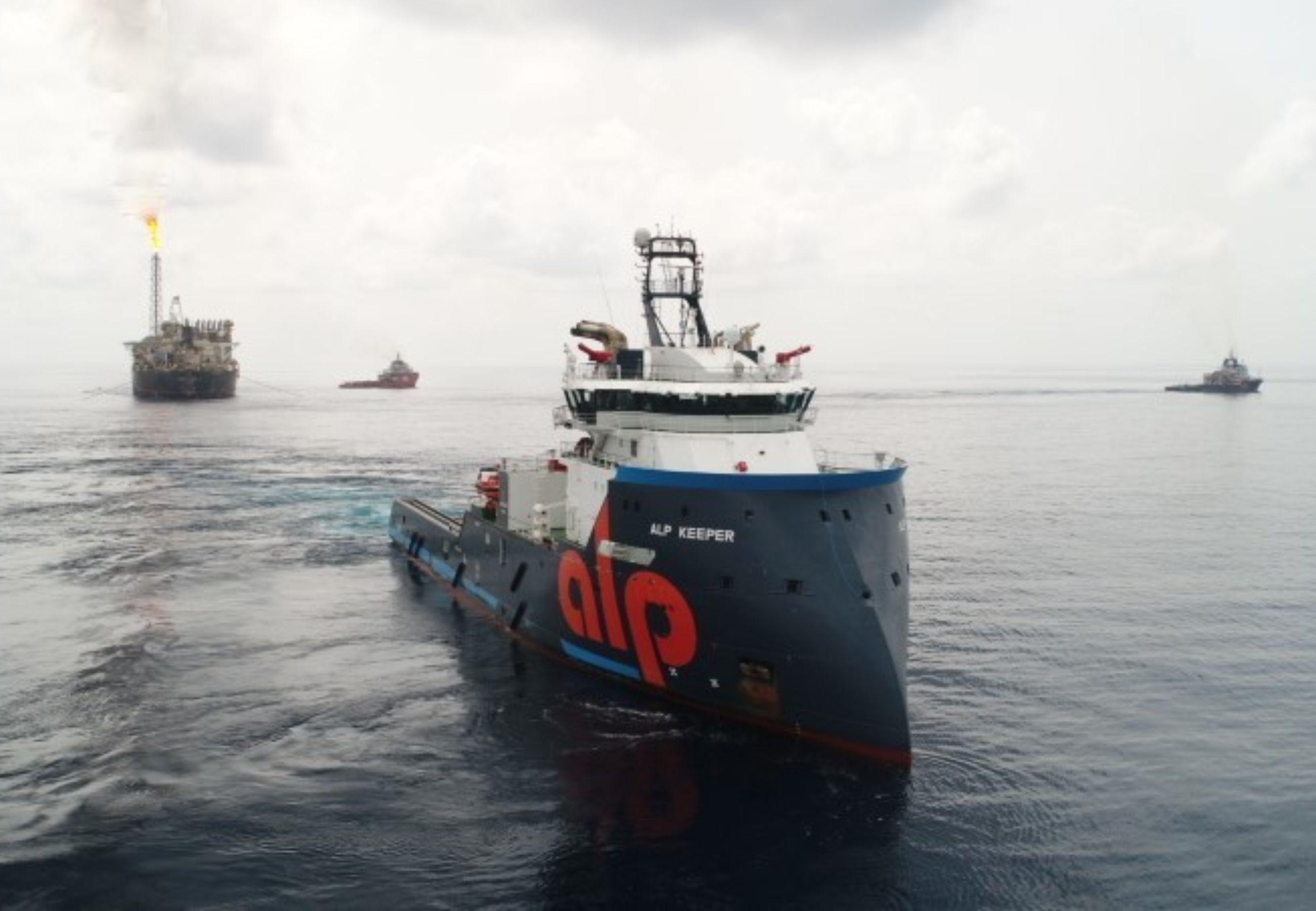 Alp Centre Keeper Jubilee Fpso Subsea 7 Ghana 3