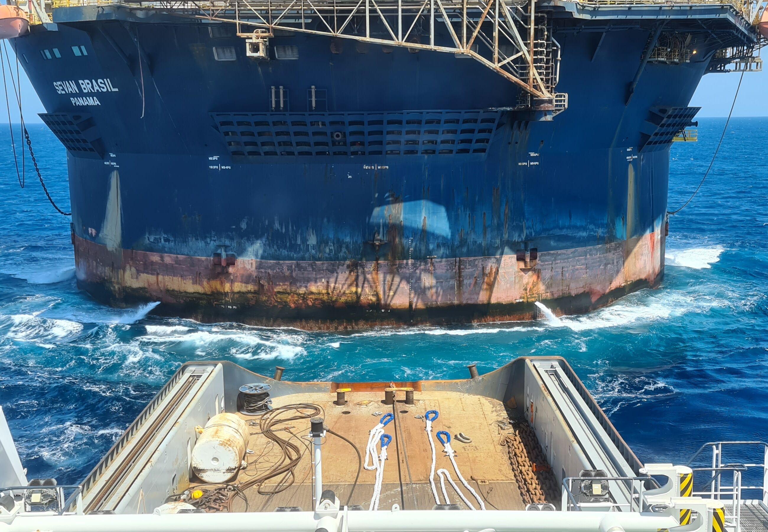 ALP Striekr anchor handling Aruba 10