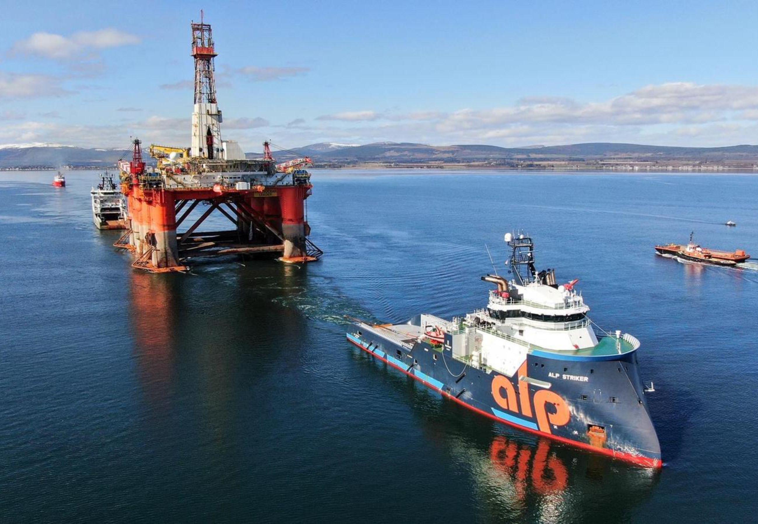 JN Striker TO Leader Premier Oil