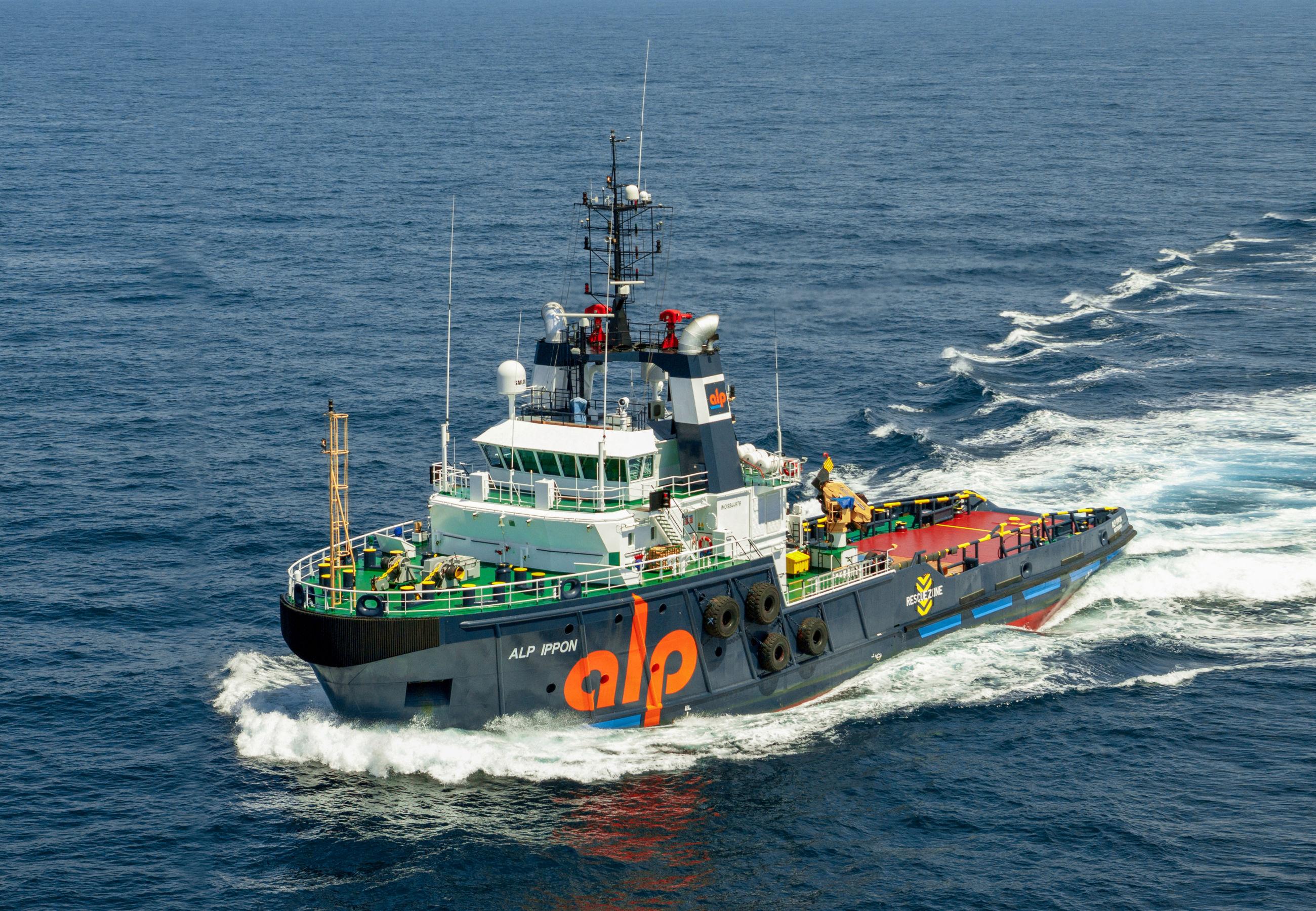 ALP IPPON